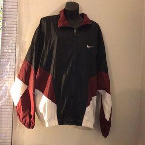 90s vintage XXL full zip Nike windbreaker jacket